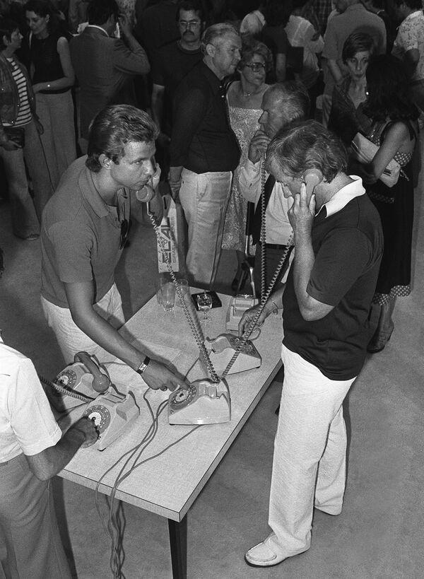 4. července 1976 se izraelské pracovní skupině podařilo zachránit 102 rukojmích z letiště Entebbe v Ugandě - Sputnik Česká republika
