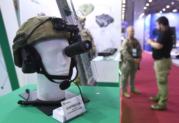 Přenosná termokamera Katran-SM - Sputnik Česká republika