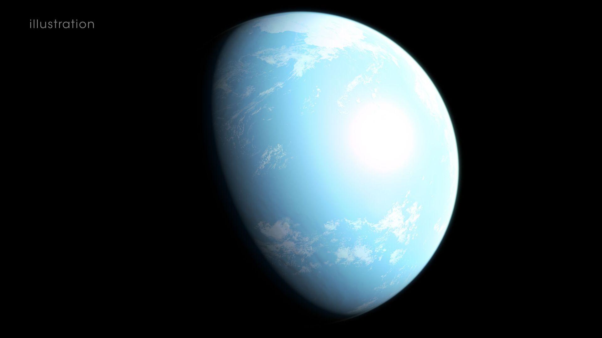 Exoplaneta - Sputnik Česká republika, 1920, 27.08.2021
