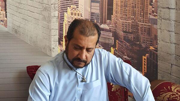 Экс-министр связи и технологий Афганистана Сайед Ахмед Садат - Sputnik Česká republika