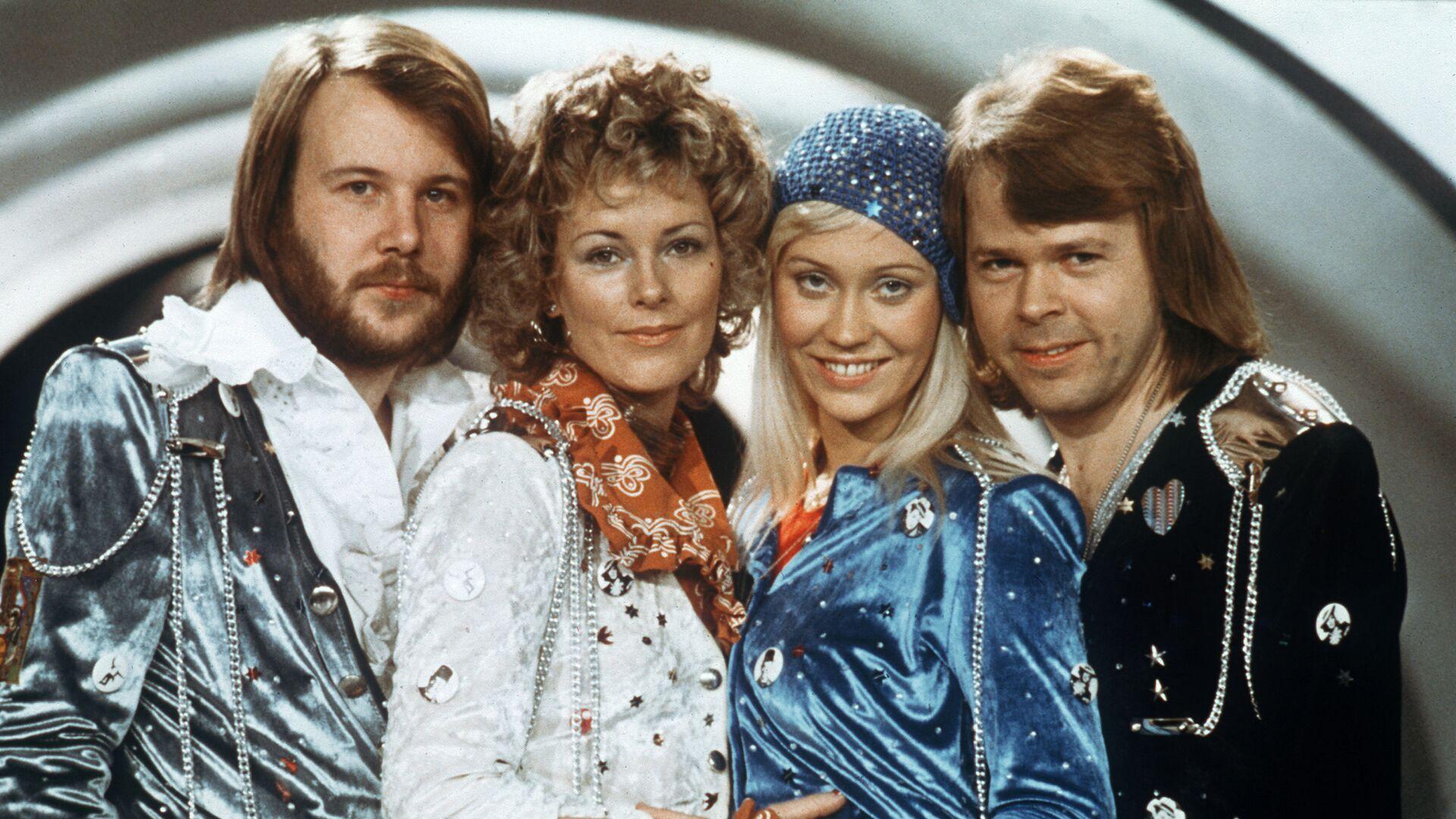 Švédská skupina ABBA - Sputnik Česká republika, 1920, 31.08.2021