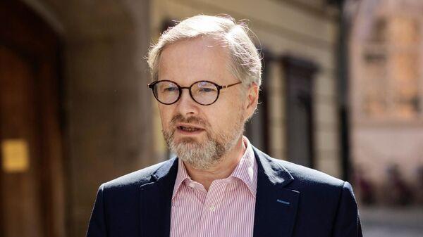 Лидер Гражданской демократической партии Чехии Петр Фиала - Sputnik Česká republika