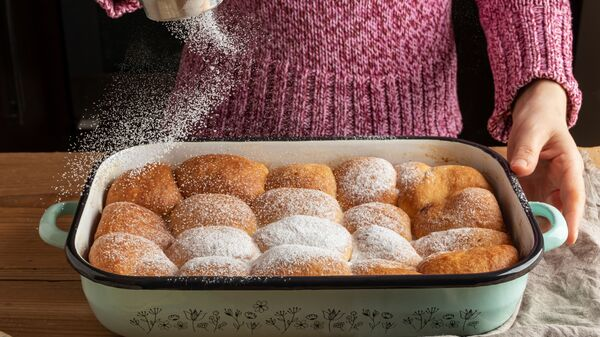 Бухты - чешские сладкие булочки из дрожжевого теста - Sputnik Česká republika