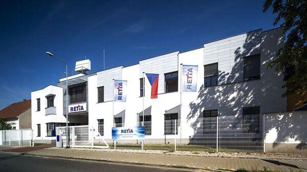 Чешская фирма Retia - Sputnik Česká republika
