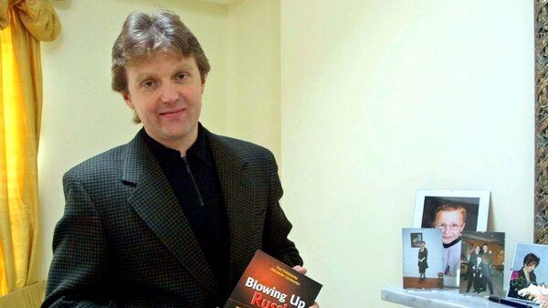Бывший сотрудник ФСБ Александр Литвиненко - Sputnik Česká republika