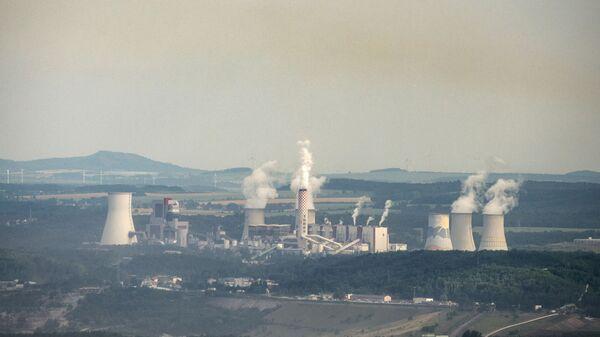 Польская угольная электростанция Туров - Sputnik Česká republika