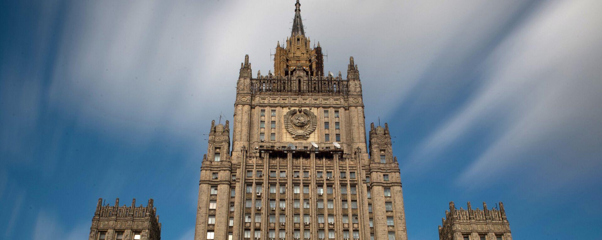 Budova MZV Ruska - Sputnik Česká republika, 1920, 07.07.2021