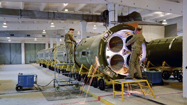 Likvidace raket R-12 - Sputnik Česká republika