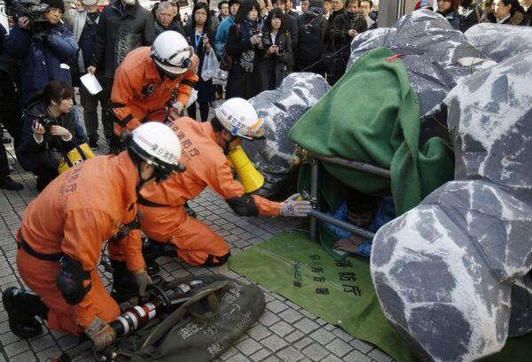 Zemětřesení v Japonsku v roce 2011 - Sputnik Česká republika