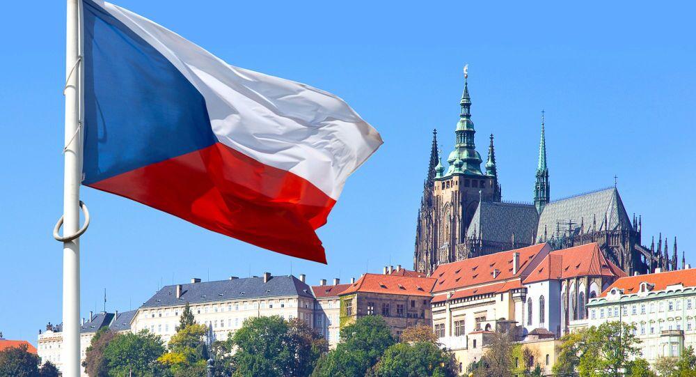Výhled na Pražský hrad