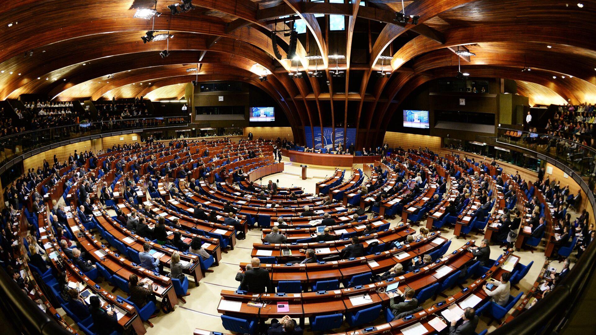 Parlamentní zhromaždění Rady Europy - Sputnik Česká republika, 1920, 20.04.2021