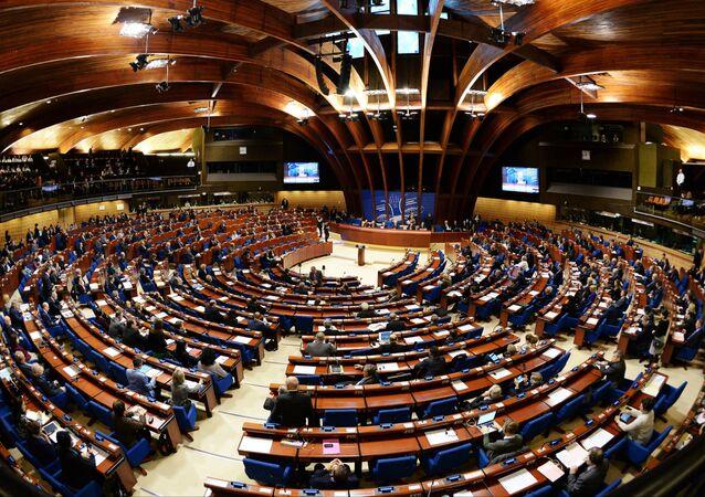 Parlamentní zhromaždění Rady Europy