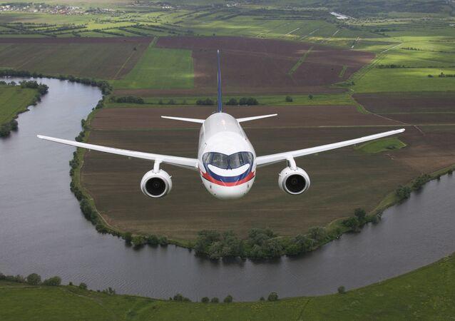 Sukhoj Superjet 100