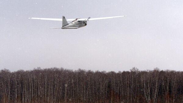 Ruský dron - Sputnik Česká republika