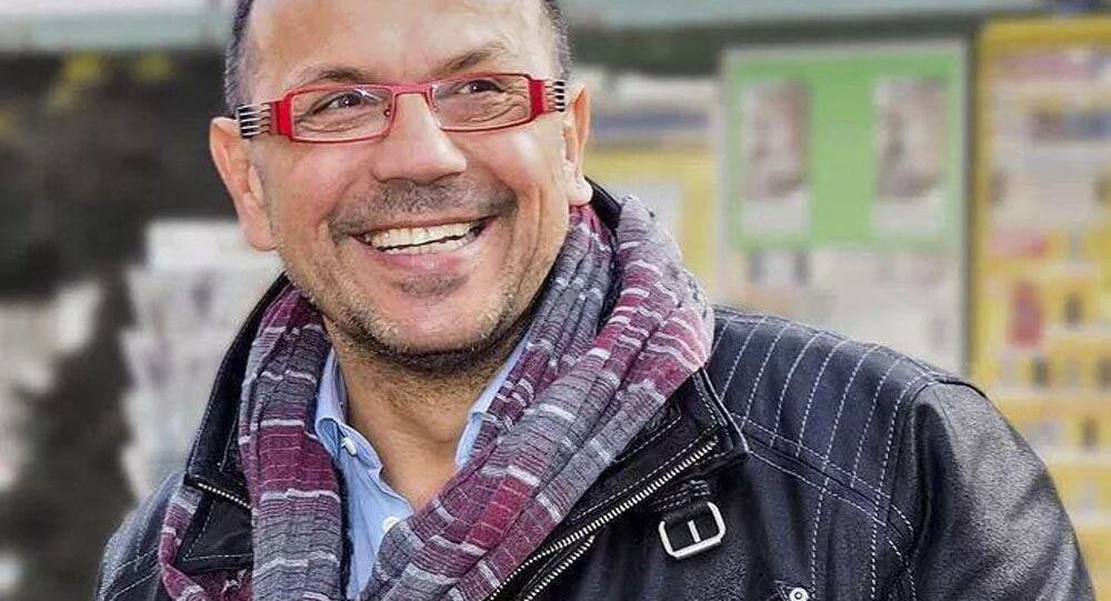 Poslanec ČSSD Jaroslav Foldyna