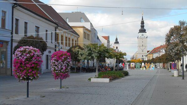 Město Trnava na Slovensku - Sputnik Česká republika