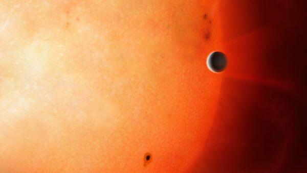 """Astronomové objevili """"zakázanou"""" planetu mimo sluneční soustavu  - Sputnik Česká republika"""