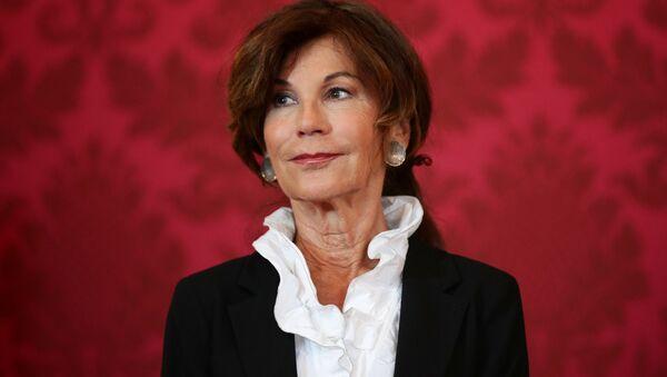 Brigitte Bierleinová - Sputnik Česká republika
