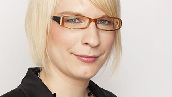 Kristýna Kočí Mertlová - Sputnik Česká republika