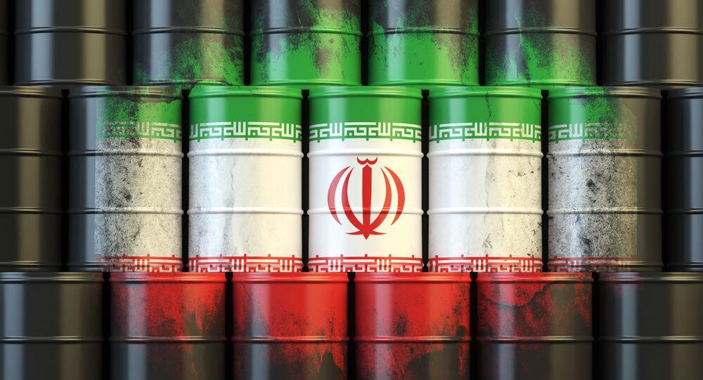 Íránská vlajka