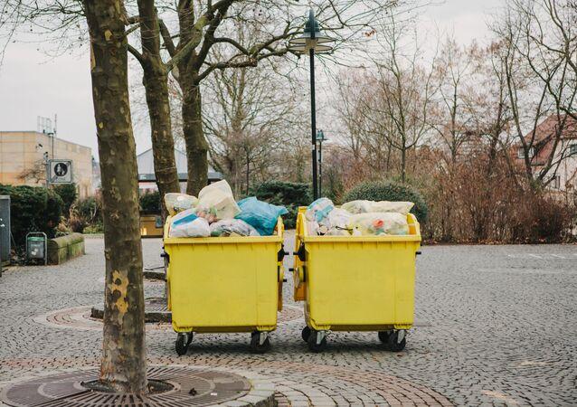 Kontejnery  na odpad