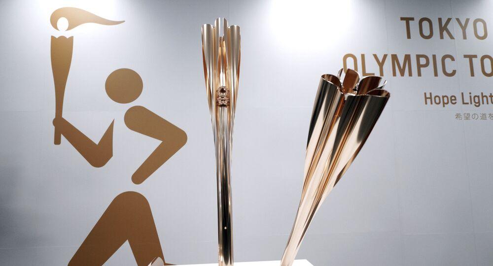 Symboly Letních olympijských her 2020 v Tokiu