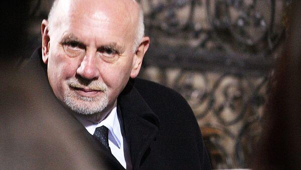 Předseda Ústavního soudu České republiky Pavel Rychetský - Sputnik Česká republika