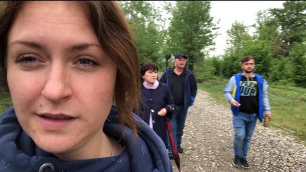 Češka navštívila příbuzné na Ukrajině a ukázala tamní život - Sputnik Česká republika