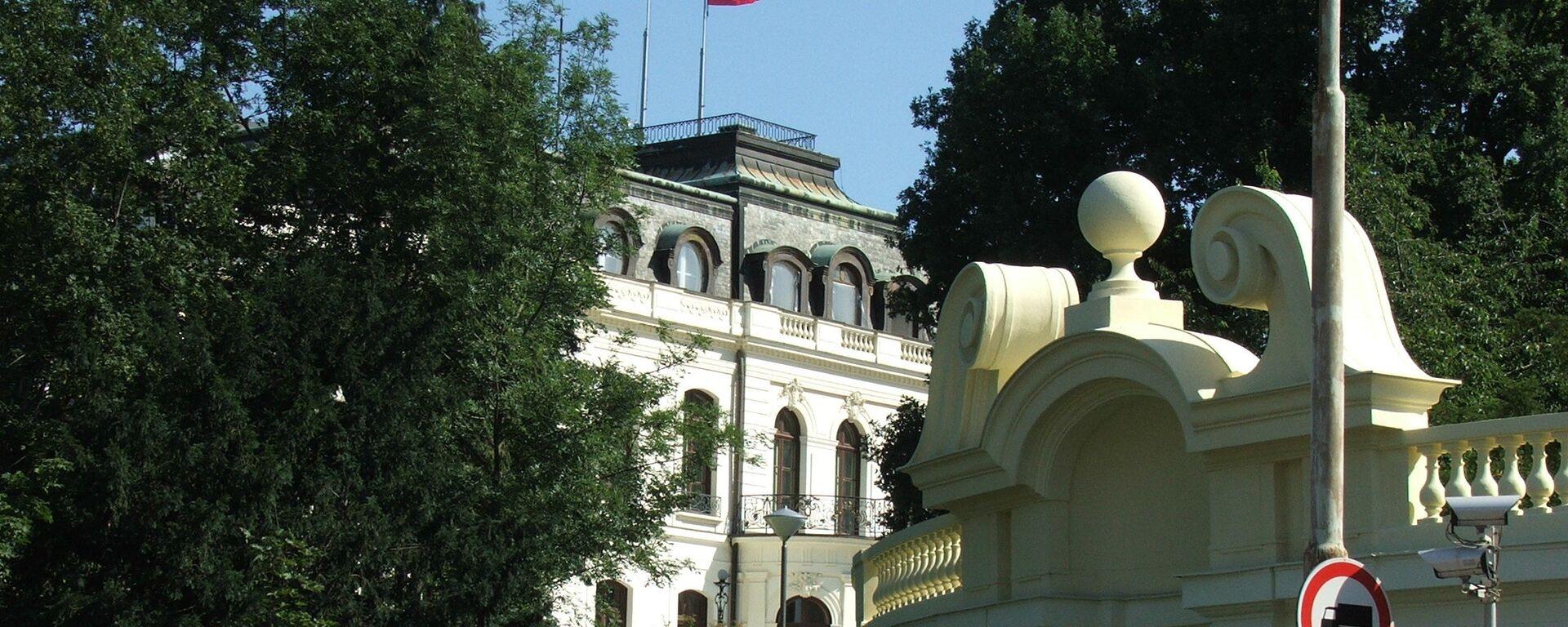 Ruské velvyslanectví v Praze - Sputnik Česká republika, 1920, 05.05.2021