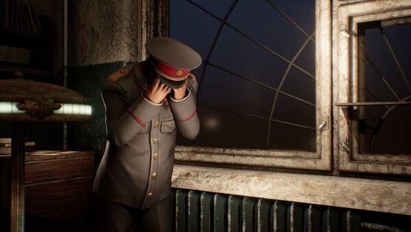 Hra Sex se Stalinem - Sputnik Česká republika