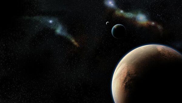 Země a Mars - Sputnik Česká republika