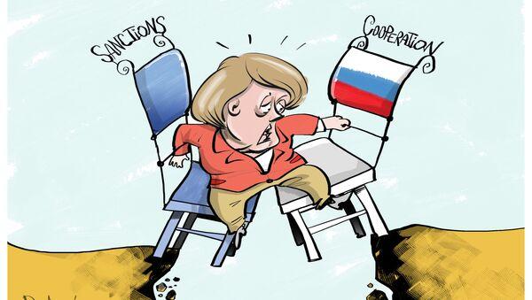 Sankce nebo kooperace? - Sputnik Česká republika