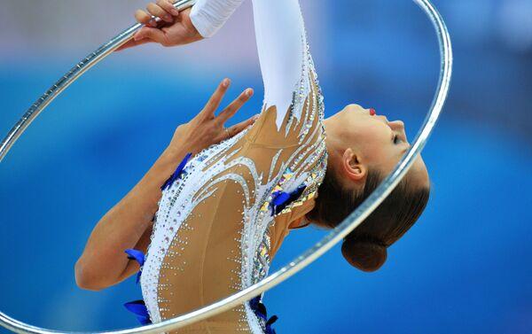Margarita Mamunová (moderní gymnastika) - Sputnik Česká republika