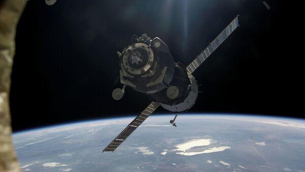 Ruská kosmická loď Sojuz - Sputnik Česká republika