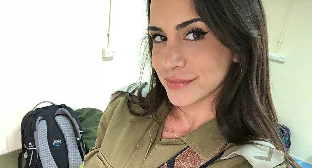 Orin Julie, seržantka z Izraele