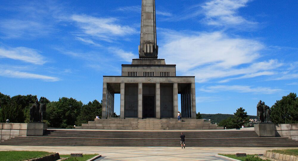Pamětní komplex Slavin v Bratislavě, Slovensko