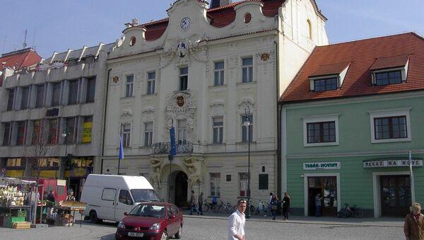Radnice v Berouně - Sputnik Česká republika