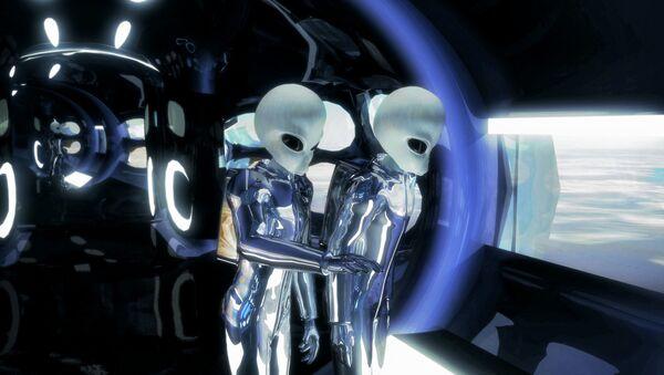 Mimozemšťané. Ilustrační foto - Sputnik Česká republika