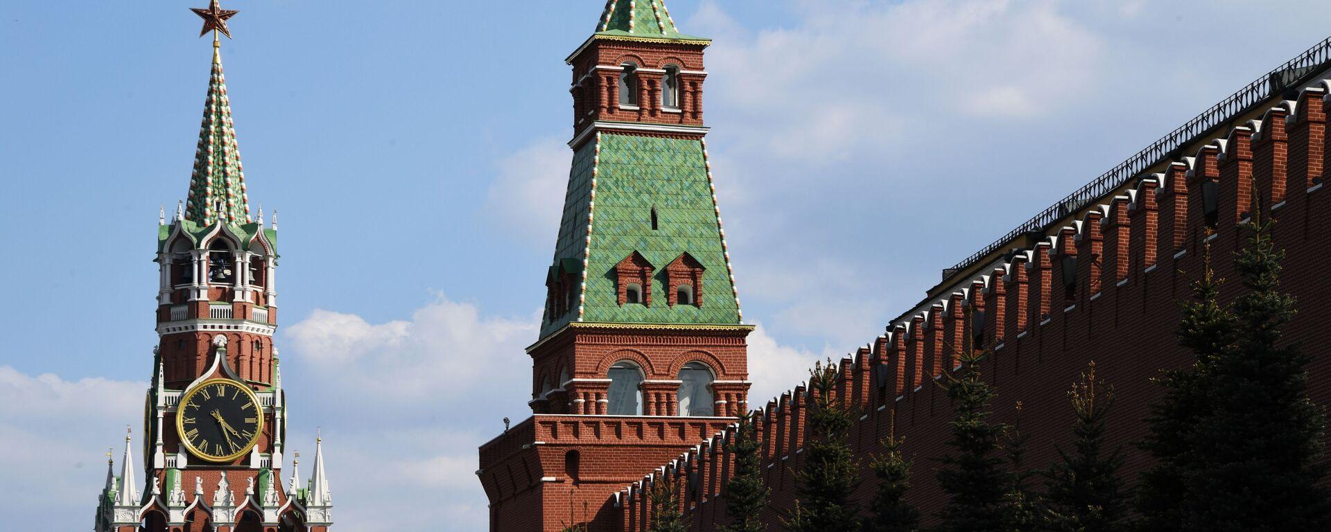 Moskevský Kreml - Sputnik Česká republika, 1920, 25.05.2021