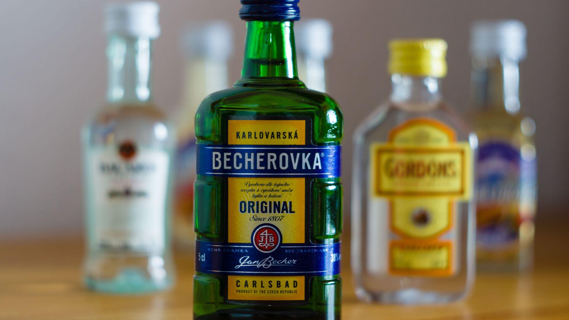 Becherovka - Sputnik Česká republika, 1920, 17.06.2021