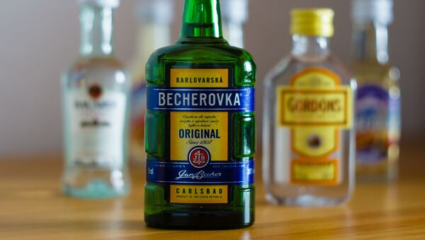 Becherovka - Sputnik Česká republika