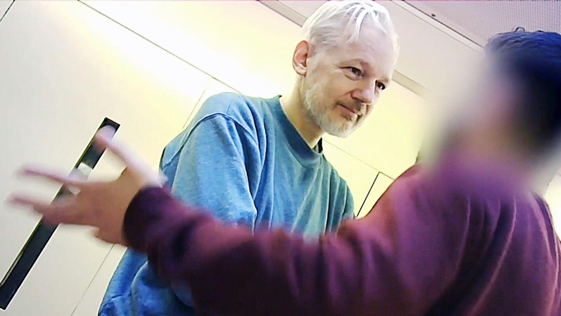 Julian Assange - Sputnik Česká republika, 1920, 28.07.2021