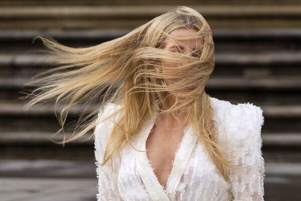 Britská zpěvačka Ellie Goldingová, 4. dubna 2019. - Sputnik Česká republika