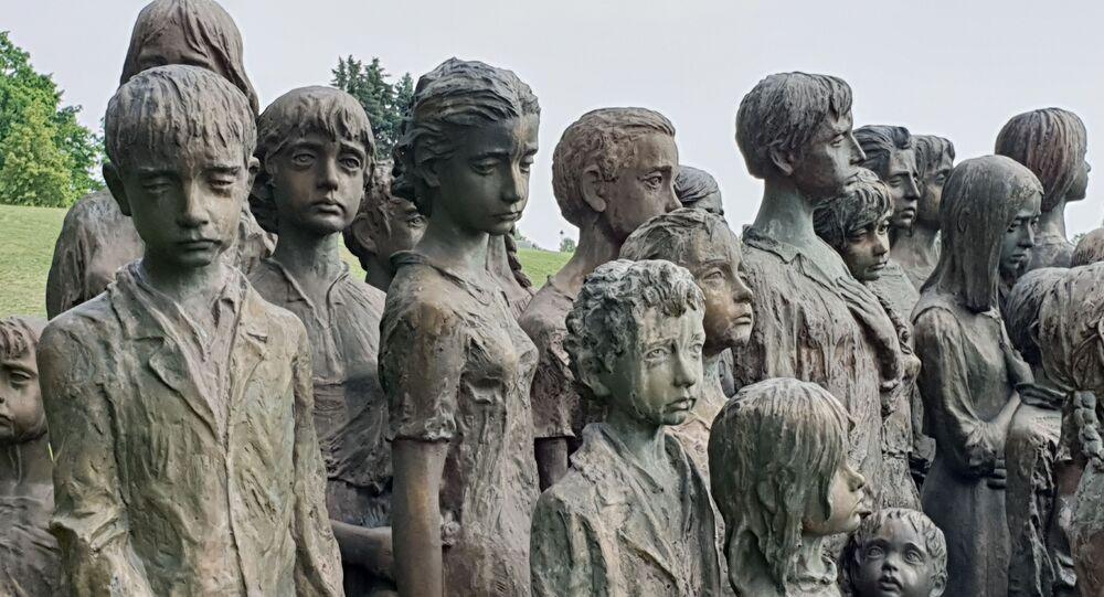 Memento nacistické krutosti. Zmařené životy