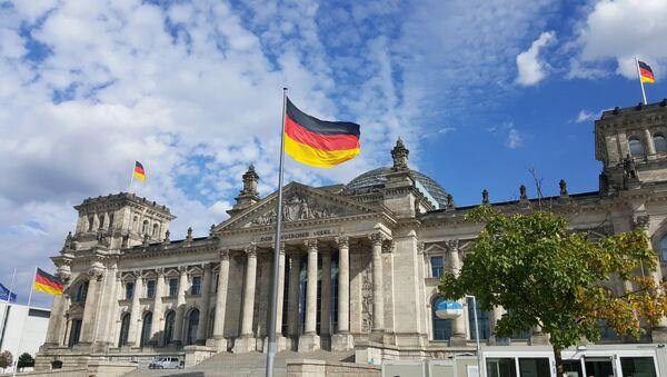 Budova Německého spolkového sněmu - Sputnik Česká republika