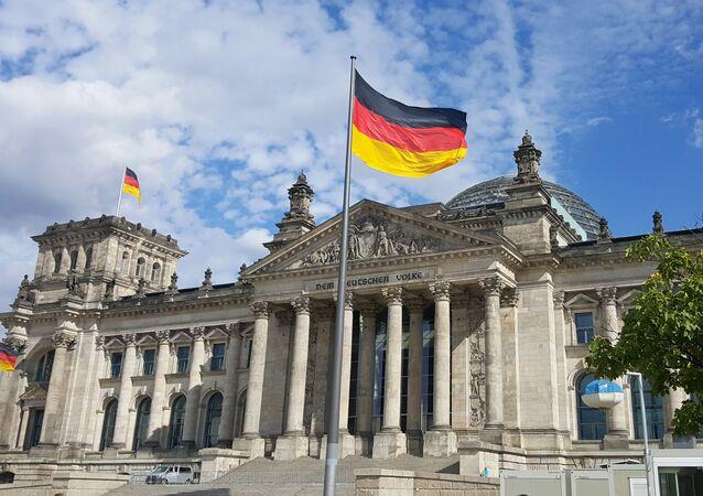 Budova Německého spolkového sněmu