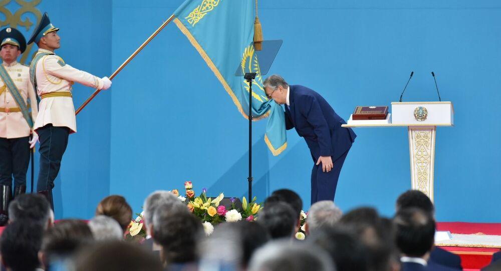 Kassym-Jomart Tokajev
