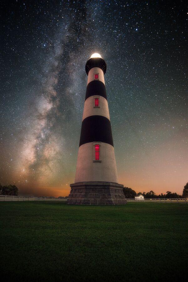 Snímek Catching Light amerického fotografa Jasona Perryho. - Sputnik Česká republika