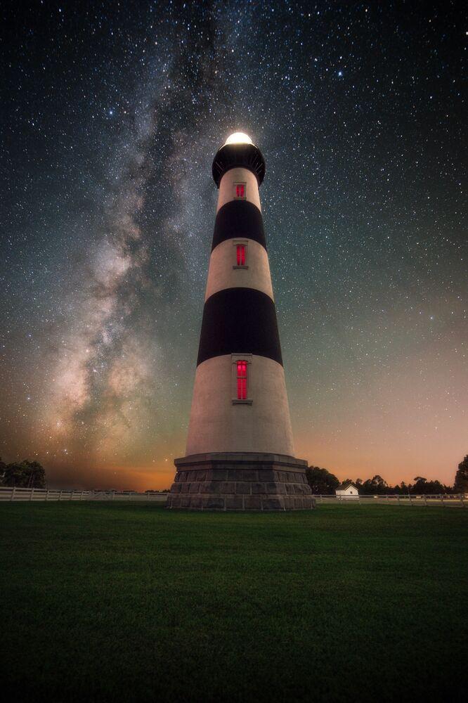 Snímek Catching Light amerického fotografa Jasona Perryho.