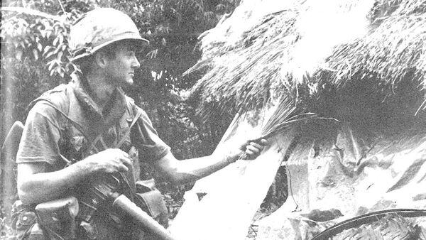 Masová vražda vietnamských civilistů americkými vojáky v březnu roku 1968 - Sputnik Česká republika
